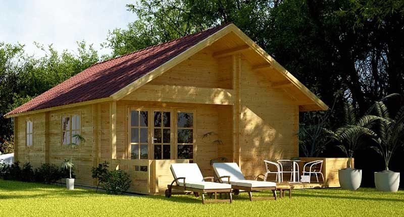 durata e manutenzione di una casa in legno albertani