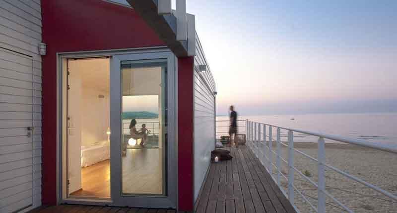 Case in legno che riscoprono il rapporto con la natura - Progetto casa pescara ...