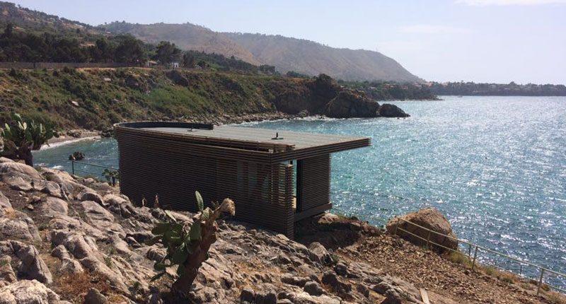 I lavori di ampliamento del nuovo resort Club Med a Cefalù