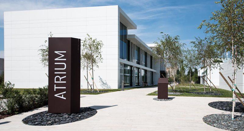 Atrium, il quartiere total green a parma