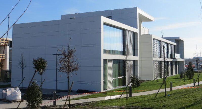 Atrium, il quartiere 100% green a Parma
