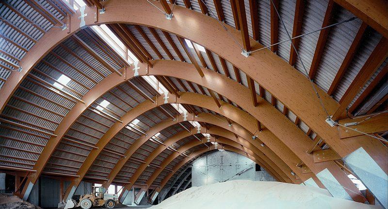 Capannone industrie Puccioni, Vasto, Italia