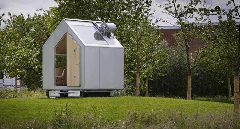 Il micro cosmo delle cabine in legno tra materia natura e - Cabine in legno ...