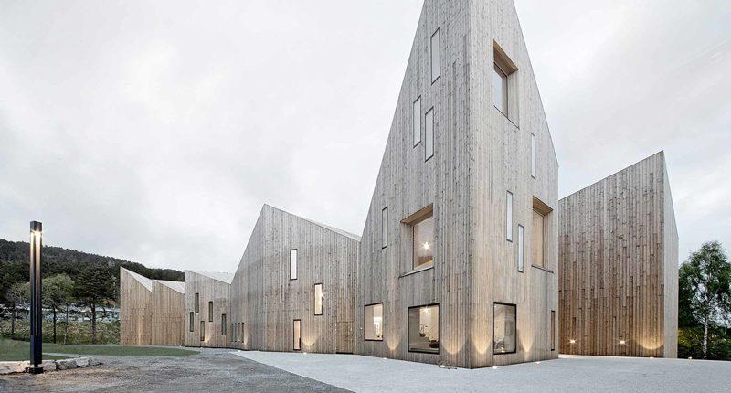 Reiulf Ramstad Arkitekter, Romsdale Folk Museum, Molde (Norvegia), 2016