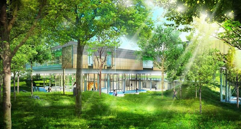 Ospedale pediatrico Bologna, Renzo Piano