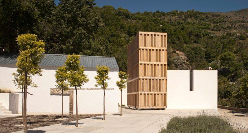 Juan Domingo Santos, Museo del Agua, Lanjaròn (Spagna), 2009