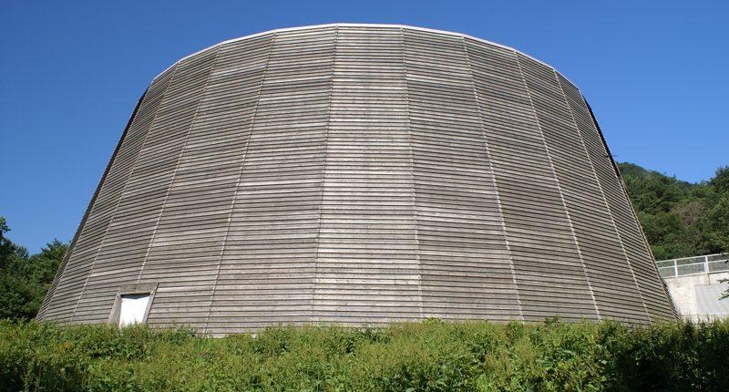 Tadao Ando, Museum of Wood, Hyogo (Giappone), 1991