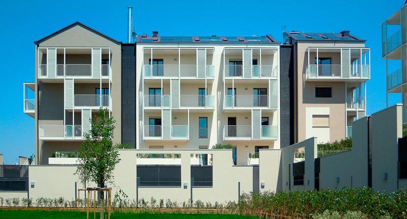 L 39 architettura in legno degli edifici residenziali for Architettura residenziale contemporanea